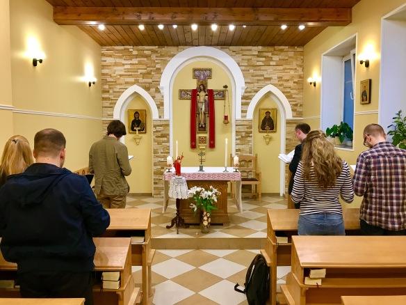 21 April, 2017. Apostles' Creed