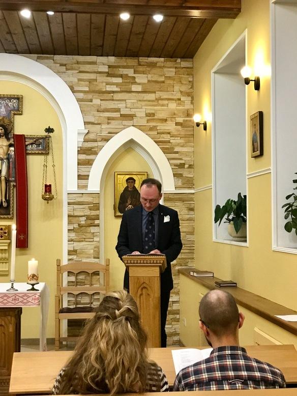 21 April, 2017. Post-biblical reading