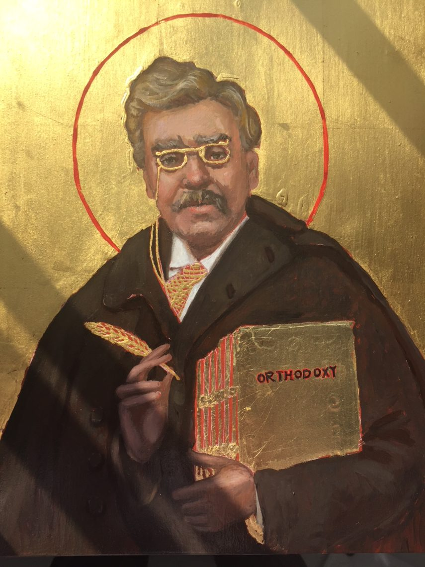 g k chesterton s cause for canonisation is seeking testimonies can you help anglicanorum. Black Bedroom Furniture Sets. Home Design Ideas